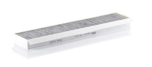 Original MANN-FILTER Innenraumfilter CUK 5141 – Pollenfilter mit Aktivkohle – Für PKW