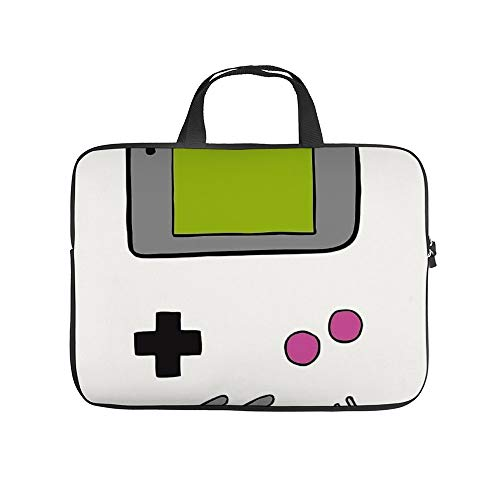 Laptop Bag Retro Game Boy -up Fashion Diving Fabric Shockproof Laptop Bag