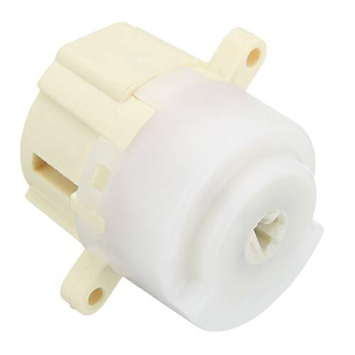 SODIAL Arrancador de Motor del Interruptor de Barril de La Cerradura de Ignición para Nissan Micra K12 Qashqai 2002-2013 48750-2F010 03R05
