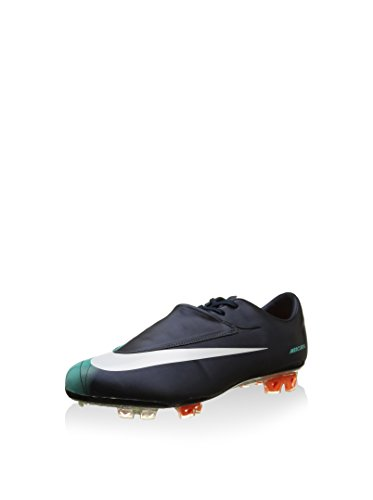 Nike 821956-005, Zapatillas de Trail Running Mujer, Negro (Black/Peach Cream/Concord/White), 37.5 EU