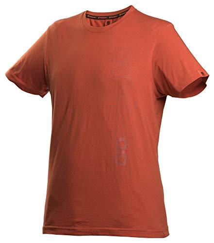 Husqvarna original T-Shirt X-PLORER X-Cut/Unisex Gr. XL/by BEST4FORST, bronze-orange