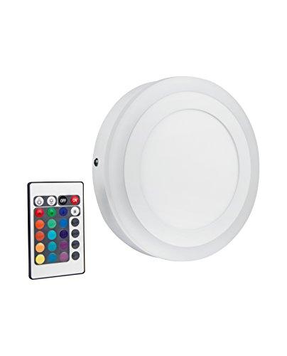 Preisvergleich Produktbild Osram LED Wand- und Deckenleuchte,  Leuchte für Innenanwendungen,  Warmweiß,  198, 0 mm x 38, 0 mm,  LED Color und White