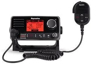 The Amazing Quality Raymarine Ray70 All-In-One VHF Radio w/AIS Receiver, Loudhailer & Intercom