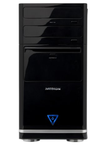 Medion Akoya P7390 D Desktop-PC (Intel Core i7 860 2,8GHz, 6GB RAM, 1000GB HDD, ATI HD5570, DVD, Win 7 HP)