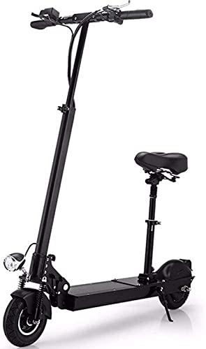 FDGSD Scooter eléctrico para Adultos, Scooter eléctrico para Adultos Scooters eléctricos Scooter eléctrico Monociclo eléctrico, 10'800W con función de aplicación, Scooter Monociclo, Life 20Km, SC
