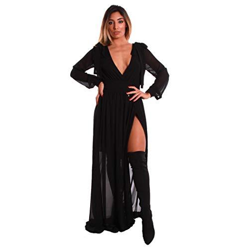 Lange kleding voor dames GIRL met SPACCO en PROFONDA 07021
