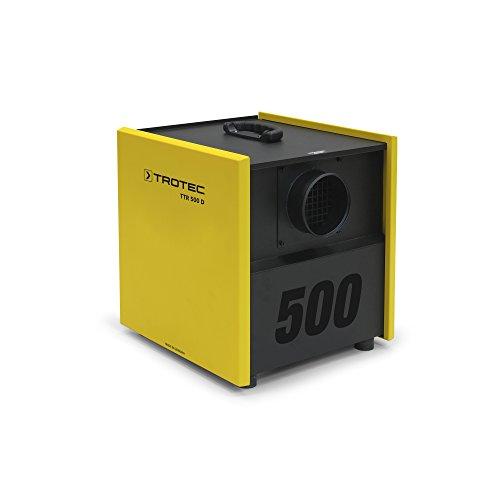 TROTEC TTR 500 D Adsorptionstrockner Luftentfeuchter (max. 2,2 kg/h)