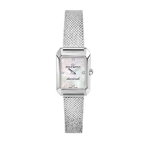 Philip Watch Orologio da donna, Collezione NEWPORT, Swiss Made, in acciaio - R8253213501