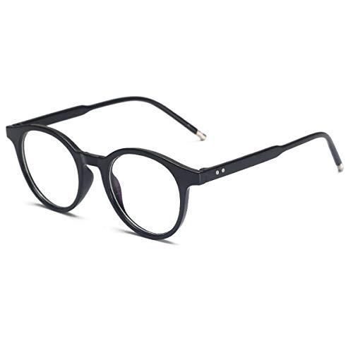 Greatangle Anti-Blaulicht und Anti-Strahlung Flachgläser Rahmendekoration Staubdichte Vibrato Myopia Brille Modebrille