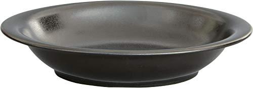 耐熱カレー皿 ブラック