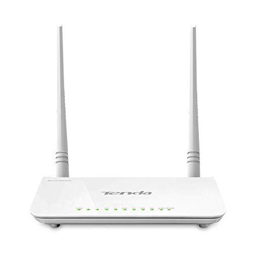 TENDA D303 Wireless N300 ADSL2+/3G Modem Router (All in One)