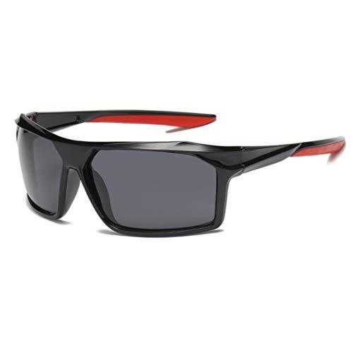 Gafas de Sol Polarizadas Deportivas para Hombre Protección Gafas Bicycle Cycling Deportivas Gafas de Ciclismo para Bike Bicicleta