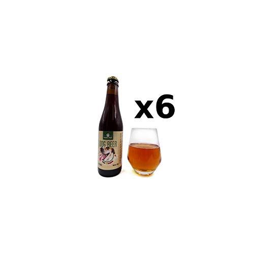 Resto Pet - Dog Beer Chicken Cerveza para Perros 33 Cl Pack 6 Unidades