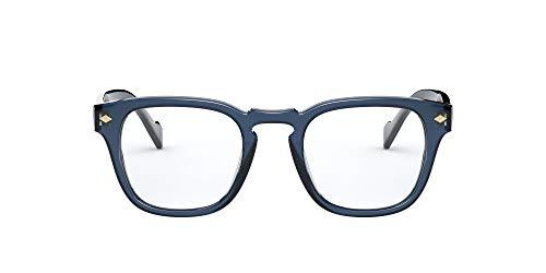 Vogue Montatura Occhiali da Vista Uomo 5331 2760 Blu Squadrato Square Plastica