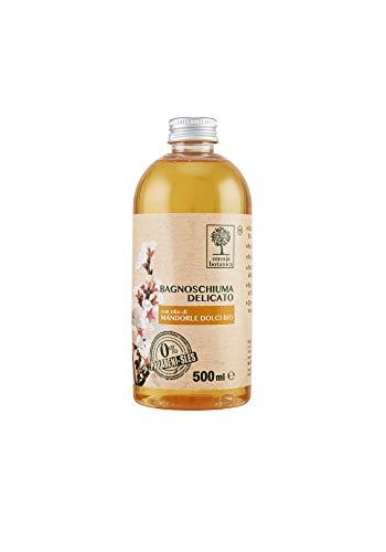 Duschgel empfindliche mit Öl mit süßem Mandelöl BIO 500ml