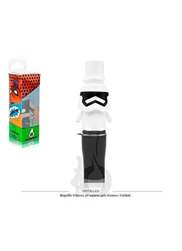 Boquilla silicona 3ds Soldado Imperial