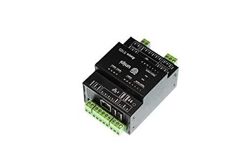 UniPi Axon S105 - Home Control & Automation Barebone - PLC Gateway & Monitoring with preinstalled Mervis Software