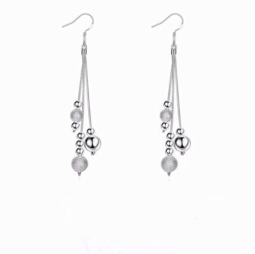 Doyime 1 Pair Earrings Ladies Fashion Elegant Drop Earings for Women