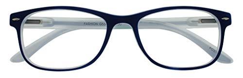 I NEED YOU Lesebrille Fashion SPH:+2,00 Farbe:Blau