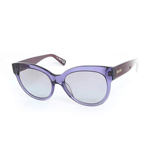 Just Cavalli JC760S-81Z Occhiali da Sole, Viola (Shiny Violet), 56.0 Donna