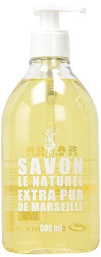 Savon Le Naturel - Extra Pur de Marseille - 500 ml
