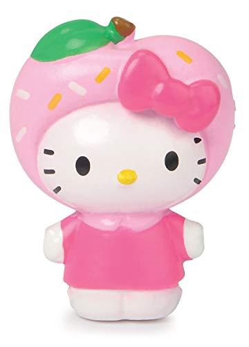 Dickie Toys 253242002 Hello Kitty Apple + Keroppi Coconut, 2er Set, Fahrzeuge Aluguss, Figuren herausnehmbar, Fahrzeuglänge: 6 cm, Figurgröße: 2,5 cm, ab 3 Jahren, Rosa