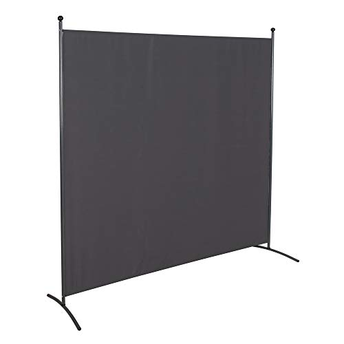 Best Prices! STEELAID Office Partition Room Divider 72 inch Privacy Screens 6 Ft Portable Partition ...
