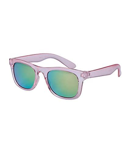 SIX Sonnenbrille para Kinder mit Farbverlauf, Linsen Categoría 3, UV-Schutz gemäß DIN EN ISO 12312-1:2015 (630-006)