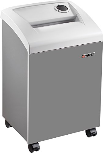 Review Of DAHLE CleanTEC 41214 Paper Shredder w/Fine Dust Filter, Automatic Oiler, SmartPower, Secur...