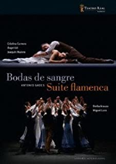 アントニオ・ガデス:「血の婚礼」/「フラメンコ組曲」[DVD]