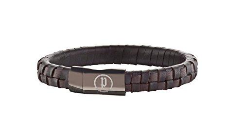 Police Herren-Charm-Armband Nicht Metall PJ25689BLC.02-L