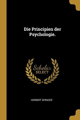 GER-PRINCIPIEN DER PSYCHOLOGIE
