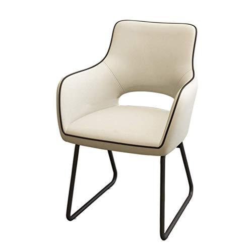 Silla ergonómica para computadora, sillón de Ocio para el hogar, cómodo cojín, Costura Delicada, para Estudio, cafetería, Oficina