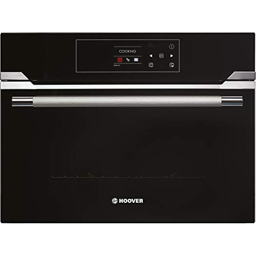 Hoover H-MICROWAVE 700 COMBI HMG450B Built In Combination Microwave Oven - Black Glass / Steel
