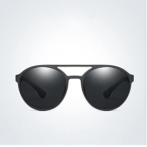 Gafas De Moda Gafas De Sol Gafas De Sol Punk para Hombre, Gafas De Sol Retro Redondas para Hombre, Gafas De Sol Vintage para Hombre, Espejo Punk