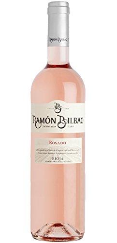 6x 0,75l - 2019er - Ramón Bilbao - Rosado - Rioja D.O.Ca. - Spanien - Rosé-Wein trocken