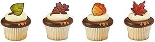 Fall Cupcake Rings - 24 pc