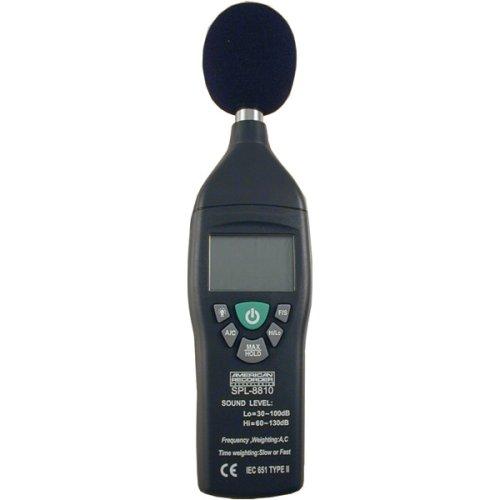 American Recorder Technologies Sound Pressure Level Meter
