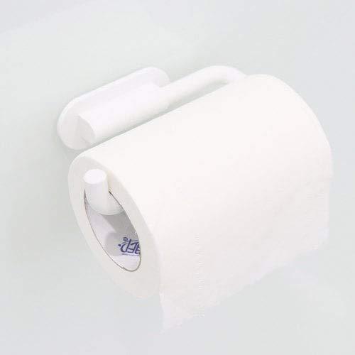 WZhen Hl-002 Happy-Life 3M Auto Adhésif Papier Toilette Porte-Mouchoirs De Salle De Bain-Naturel Blanc S