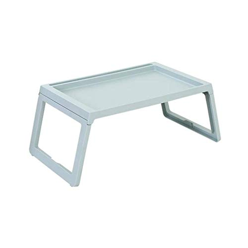 YLCJ Laptop tafel Klaptafel plastic Breakfast Tray Holder Piano Kids (blauw)