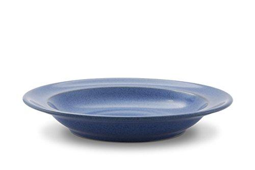 Ammerland Blue Suppenteller, 23cm Ø, m. Fahne