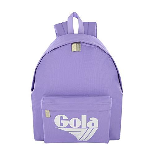 Zaino GOLA Scuola 33x42 CUB140 Harlow lilac