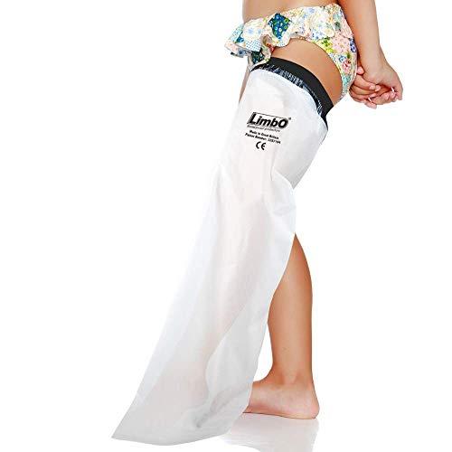 Housse de protection imperméable LimbO Jambe Enfant pour les plâtres (FL810 – Jambe 8-10 ans)
