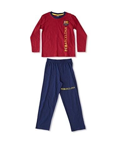 F.C.Barcelona Pijama Azul Marino/Granate 12 años (152 cm)