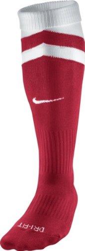 Nike Calze Vapor II, Unisex, Rosso, L