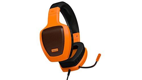 Ozone Rage Z50 - Auricular Gaming, Color Naranja