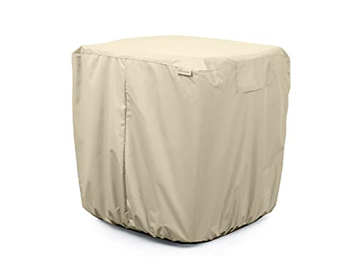 Covermates Air Conditioner Cover - Light Weight Material, Weather Resistant, Elastic Hem, AC &...