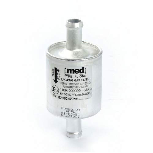 Med Filtro FL-One (Gas fase) - 14/14 AUTO Gas, GPL, GPL