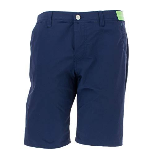 ALBERTO Herren Golfshorts Shorts Earnie WR Revolution, Farbe:Blau(890), Größe:54