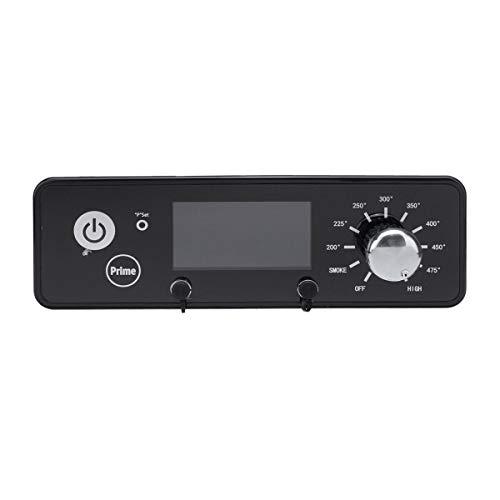 Fransande BBQ Digital Thermostat Control Board für Pit Boss Holzofen mit LCD-Display